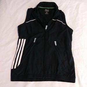 Adidas climaproof sleeveless jacket